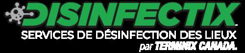 Disinfectix_Logo_FR